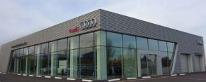 Concession Audi Rodez