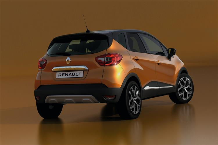 Test auto RENAULT Captur