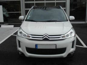 Photo n°2 de l'annonce de CITROEN C4 Aircross 1.8 HDi 4x4 Exclusive occasion de couleur BLANC à vendre à Aurillac