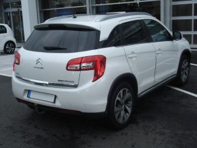 Photo n°19 de l'annonce de CITROEN C4 Aircross 1.8 HDi 4x4 Exclusive occasion de couleur BLANC à vendre à Aurillac