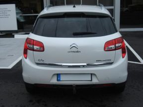 Photo n°20 de l'annonce de CITROEN C4 Aircross 1.8 HDi 4x4 Exclusive occasion de couleur BLANC à vendre à Aurillac