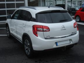 Photo n°21 de l'annonce de CITROEN C4 Aircross 1.8 HDi 4x4 Exclusive occasion de couleur BLANC à vendre à Aurillac