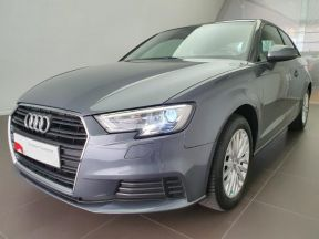 Photo n°1 de l'annonce de AUDI A3 2.0 TDI 150ch FAP Business line S tronic 6 occasion de couleur GRIS MOUSSON METALIS à vendre à Rodez