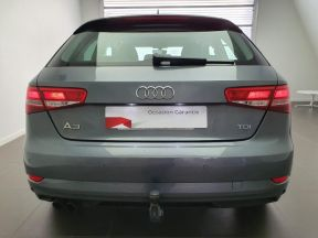 Photo n°10 de l'annonce de AUDI A3 2.0 TDI 150ch FAP Business line S tronic 6 occasion de couleur GRIS MOUSSON METALIS à vendre à Rodez