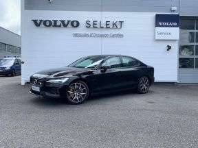 Photo n°1 de l'annonce de VOLVO S60 T8 Twin Engine 318 + 87ch Polestar Engineered Geartronic 8 occasion de couleur NOIR à vendre à Onet-le-Château