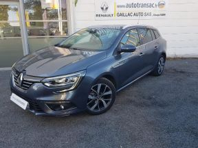 Photo n°1 de l'annonce de RENAULT Megane Estate 1.5 dCi 110 ch energy Intens occasion de couleur GRIS à vendre à Lavaur