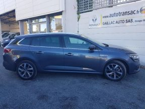 Photo n°3 de l'annonce de RENAULT Megane Estate 1.5 dCi 110 ch energy Intens occasion de couleur GRIS à vendre à Lavaur